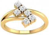 38 Cent Diamond Finger Ring