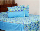 Double Bed Sheet with One Cole Pillow Cover