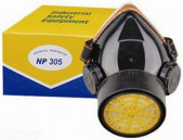 Full Face Protection NP305 Chemical Respiratoe Mask