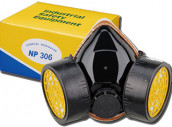Respiratory Chemical and Dust Mask NP-306