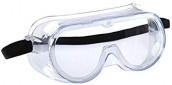 Polycarbonate Lens Safety Goggles