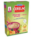Nestle Cerelac Wheat with 3 Fruits and Milk