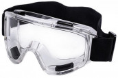 Anti-Splash Transparent Safety Goggles