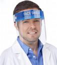 Full Face Shield Headband Splash Protection