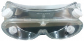 Anti-Fog Clear Lens Safety Goggles