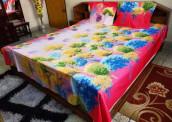 Fashionable Design Bed Sheet