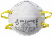 3M 8210 Plus N95 Mask