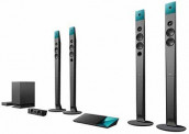 Sony BDV-N9200W 3D Blu-Ray Disc 1200W Home Theater System