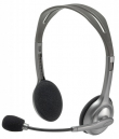 Logitech H110 Stereo Headset with Super Wideband Audio