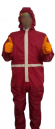 Virus Protective Reusable 80GSM Taffeta Gown PPE