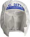 Adjustable Face Shield with Head Cover