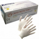 Xtend Cross Protection Latex Examination Gloves