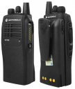 Motorola Gp328 Handheld Two Way Radio Walkie Talkie