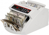 Electronic 2108 UV / MG Cash Counting Machine