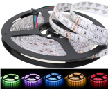 RGB Color LED Strip Light with Remote Control