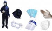 Full Set Office PPE Package