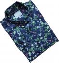 Full Sleeve Print Cotton Shirt