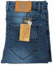 Designed Light Blue Color Jeans Pant