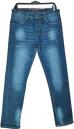 Denim Light Blue Stitch Jeans Pant