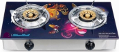 Bluebell Double Glass Automatic Gas Stove