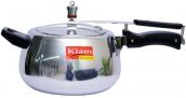 Kiam Queen Pressure Cooker 5.5 Litre Silver