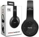 P47 Wireless Headphone with FM Radio