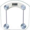 Digital Glass Body Transparent Weight Machine