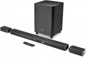 JBL Bar 5.1 Soundbar with True Wireless Surround Speakers