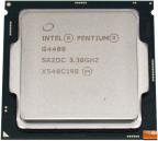 Intel Dual Core 6th Gen G4400 Processor 3.3 GHz 3 MB Cache