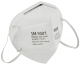 3M 9001 KN90 Disposable Respirator Mask
