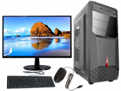 Desktop PC Intel Core 2 Duo 500 GB HDD 19