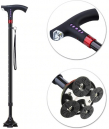 Safety Walking Stick with Light Alarm