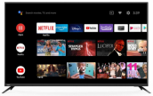 "Full HD Super Slim 50"" Wi-Fi Android Smart TV"