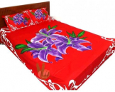 Double Size Pure Cotton Bed Sheet