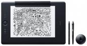Wacom PTH-660 Intuos Pro Paper Edition USB Graphics Tablet