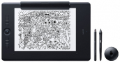 Wacom PTH-860 Intuos Pro Large Paper Edition Tablet