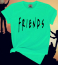 Friends Half Sleeve Comfortable T-Shirt