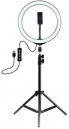 "USB LED Ring Light with 10"" Stand"