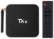 Tanix TX6 4GB RAM 6K Resolution Android 9.0 TV Box