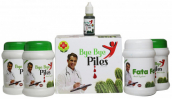 Bye Bye Piles Hemorrhoids Alternative Medicine Herbs Mixture