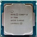 Intel Core i5 7500 3.4GHz 6 MB Cache 7th Gen Processor