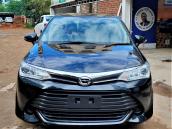 Toyota Axio X New Shape 2015