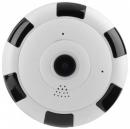 Panoramic VR 360 Degree Fisheye IP Camera