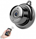 Hook System Mini Wi-Fi IP Camera