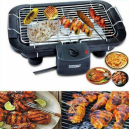 Electric Home Barbecue Grill Machine