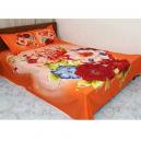 Deshi Cotton King Size Bed Sheet