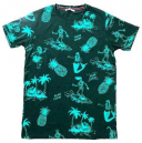 iland Print Half Sleeve T-Shirt For Men