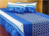 King Size Bangla Cotton Bed Sheet