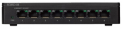 Cisco SG95D-08 Easy-To-Use 8-Port Gigabit Desktop Switch