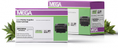 Mega 285A Black 1500 Page Yield Laser Printer Toner Cartridge